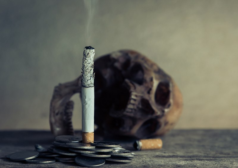 Nicotine Withdrawal - The True Symptoms of Quitting Smoking (TRUTH) - Featured Image